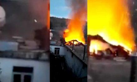 Τραγωδία στη Ξάνθη – Ηλικιωμένοι κάηκαν ζωντανοί στο σπίτι τους /ΒΙΝΤΕΟ