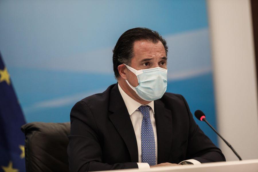 Γεωργιάδης στον ΑΝΤ1: Η αγορά δεν μπορεί να κλείσει – Τι είπε για τα κομμωτήρια – Κανείς από την κυβέρνηση δεν ήθελε να στείλει τα ΜΑΤ για να διαλύσει μια διαδήλωση – ΒΙΝΤΕΟ