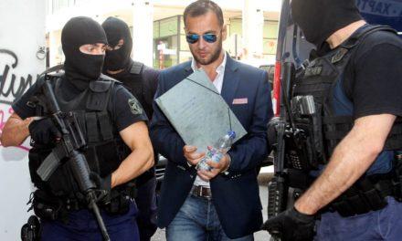 Αποφυλακίστηκε ο Ευθ. Γιαννουσάκης, κεντρικός κατηγορούμενος στην υπόθεση Noor 1