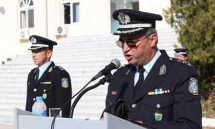 Σχολή Δοκίμων Αστυφυλάκων: Ο Κωνσταντίνος Βλάχος νέος Διοικητής