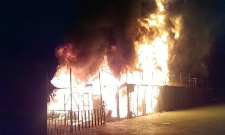 Μάρτυρας για Μόρια: «Βάλε φωτιά εδώ, βάλε φωτιά εκεί»