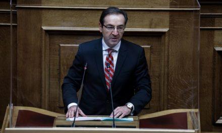 Ο Γιάννης Μπούγας εξελέγη γενικός γραμματέας της κοινοβουλευτικής ομάδας της ΝΔ