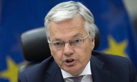 Επίτροπος Δικαιοσύνης Ντ. Ρέιντερς: Ικανοποιημένος από την Ελλάδα στον τομέα της ψηφιοποίησης – Έρχονται χρήματα για τη Δικαιοσύνη / ΒΙΝΤΕΟ