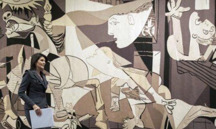Η οικογένεια Ροκφέλερ πήρε πίσω ταπετσαρία με τη Γκερνίκα του Πικάσο που είχε δανείσει στον ΟΗΕ