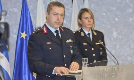 Ο Πέτρος Τζεφέρης παραμένει στη θέση του Διοικητή Ασφαλείας
