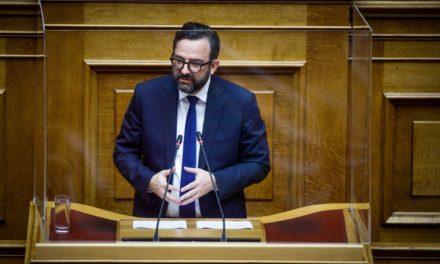 Ταραντίλης στη Βουλή: Αποκαθιστούμε το πληττόμενο κύρος και την εύρυθμη λειτουργία των πανεπιστημίων – ΒΙΝΤΕΟ – ΦΩΤΟ