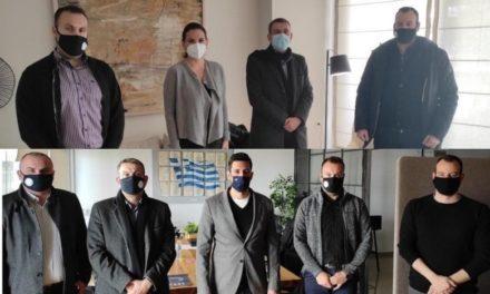 Η Ένωση Αθηνών συναντήθηκε με τους Βουλευτές Κεφαλογιάννη – Κυρανάκη για την Πανεπιστημιακή Αστυνομία