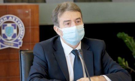 Δήλωση του Υπουργού Προστασίας του Πολίτη, Μιχάλη Χρυσοχοΐδη, μετά την ολοκλήρωση σύσκεψης στο Μέγαρο Μαξίμου