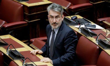 Θ. Ξανθόπουλος : Η ΝΔ φέρνει δικογραφίες στη Βουλή για να μη μιλήσουμε για την πανδημία