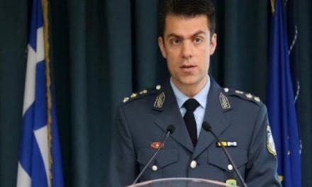 Εκπρόσωπος ΕΛ.ΑΣ.: Τι είπε για το μπαράζ επιθέσεων – Τι ισχύει με μετακινήσεις και ελέγχους