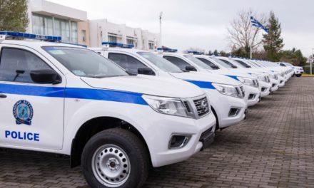 Αυτά είναι τα νέα Nissan NAVARA που θα ενισχύσουν τον στόλο της ΕΛ.ΑΣ.