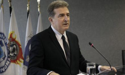 Ο Χρυσοχοΐδης παρουσίασε τη «Λευκή Βίβλο» για την Προστασία του Πολίτη – Τι αλλάζει στην ΕΛ.ΑΣ.