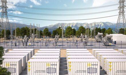 Ξεκινά η κατασκευή δύο σταθμών αποθήκευσης ενέργειας μεγάλης κλίμακας της EEG