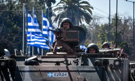 Πελώνη: Εορτασμός της 25ης Μαρτίου, μόνο με στρατιωτική παρέλαση στην Αθήνα