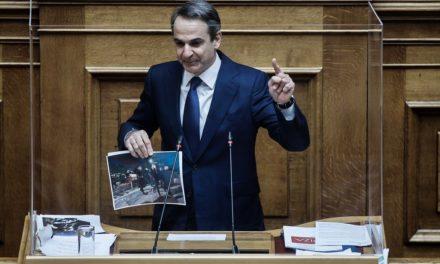 Βουλή: Σύγκρουση Μητσοτάκη-Τσίπρα για την οργή και το διχασμό