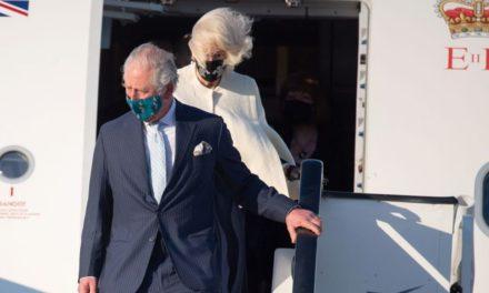 Στην Αθήνα ο πρίγκιπας Κάρολος με την Καμίλα για την επέτειο της Ελληνικής Επανάστασης