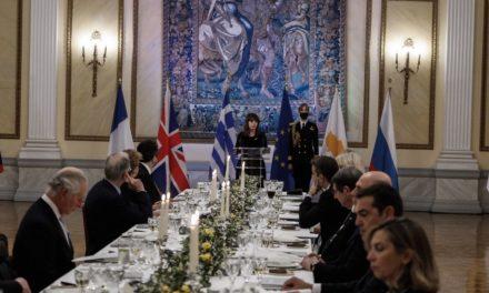 Κ.Σακελλαροπούλου: Η κληρονομιά του 1821 δεν είναι μόνον ελληνική αλλά οικουμενική
