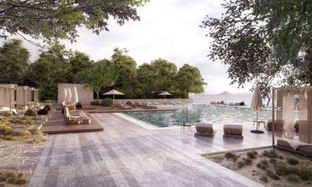 Ανακαινισμένο το Grand Hotel ανοίγει το καλοκαίρι του 2021 ως Domes of Corfu