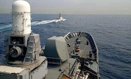 Μήνυμα των Ενόπλων Δυνάμεων προς πάσα κατεύθυνση από τον Περσικό Κόλπο μέσω… «Ύδρας»