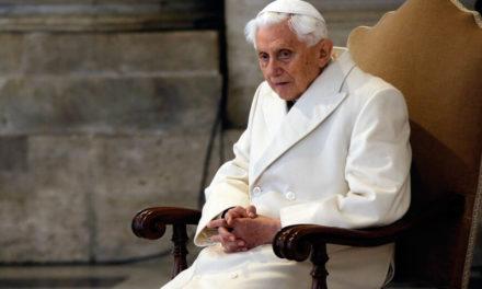Πόσες χιλιάδες ευρώ παίρνει για σύνταξη ο Πάπας Βενέδικτος XVI