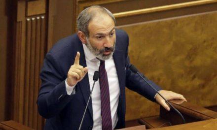 Παραιτείται εντός Απριλίου ο πρωθυπουργός, Νικόλ Πασινιάν