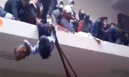 Φρικτό δυστύχημα σε πανεπιστήμιο στη Βολιβία