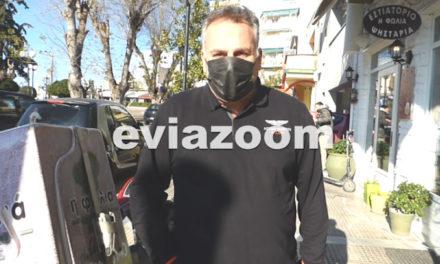 Δικηγόρος στην Χαλκίδα καταγγέλλει ότι κόλλησε κορονοϊό έξω από την τράπεζα στην… ουρά – ΒΙΝΤΕΟ