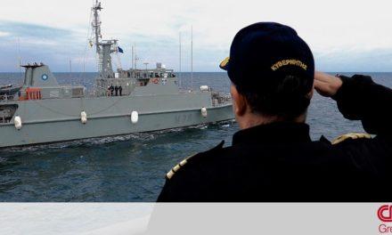 «Poseidon 21»: Με το ναρκοθηρευτικό «Ευρώπη» οι ελληνικές Ένοπλες Δυνάμεις