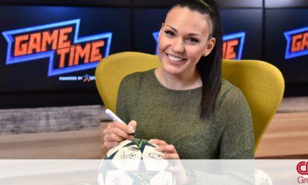 ΟΠΑΠ Game Time: Το σερβίς της Εύας Χαντάβα για το ντέρμπι Παναθηναϊκός-ΠΑΟΚ
