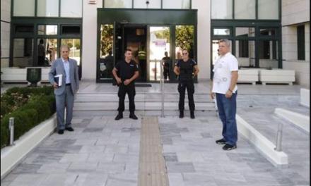 Επί τάπητος τα προβλήματα με τον Covid-19 στη Διεύθυνση Δυτικής Μακεδονίας