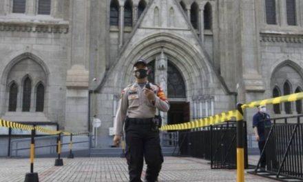 Έκρηξη έξω από εκκλησία στην πόλη Μακασάρ