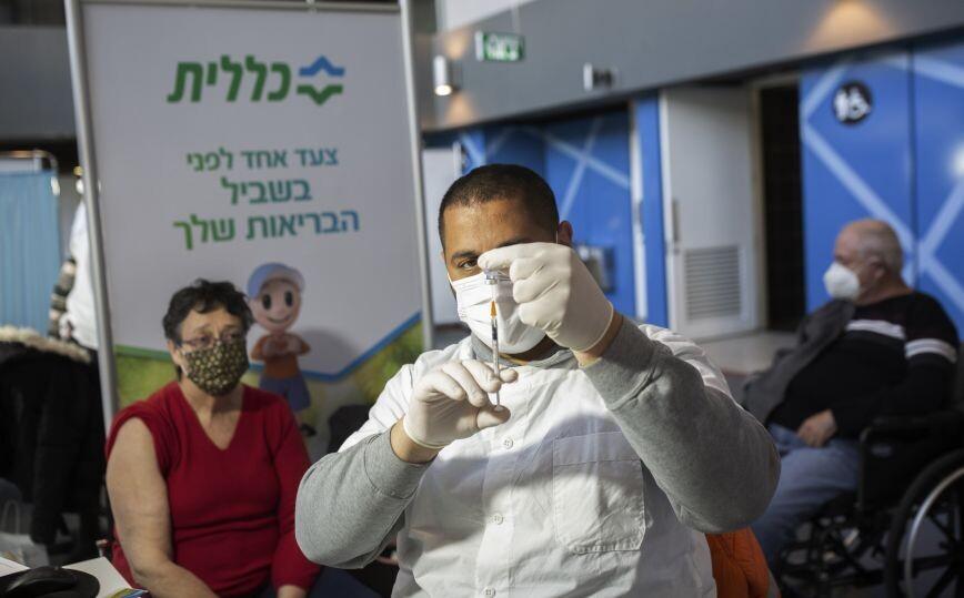 Ξεπέρασαν τις 800.000 τα κρούσματα κορονοϊού στο Ισραήλ