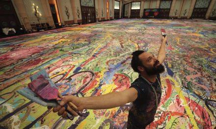 Πουλήθηκε ο μεγαλύτερος πίνακας στον κόσμο
