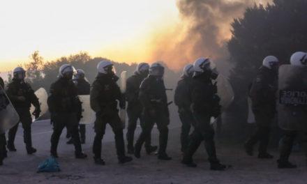 Μυτιλήνη: Προκαταρκτική εξέταση σε βάρος του δημάρχου για τα επεισόδια στην Καράβα