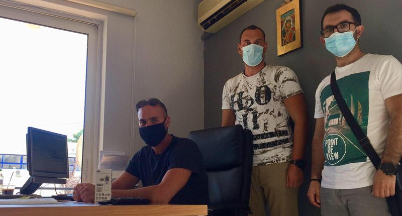 Ένωση Αστυνομικών Ν/Α Αττικής: Ηλεκτρονικά θερμότερα για τα Τμήματα Βάρης – Βούλας
