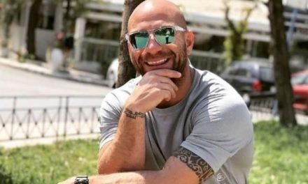 Θλίψη για τον 34χρονο αλεξιπτωτιστή, Κώστα Μελιγκώνη