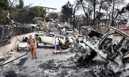 Εμπρησμός από αμέλεια η φωτιά που στοίχισε τη ζωή σε 92 ανθρώπους