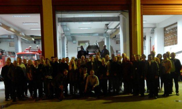 Ευρωπαίοι αξιωματικοί της Πυροσβεστικής ξεναγήθηκαν στο Πυροσβεστικό Μουσείο στην Αθήνα