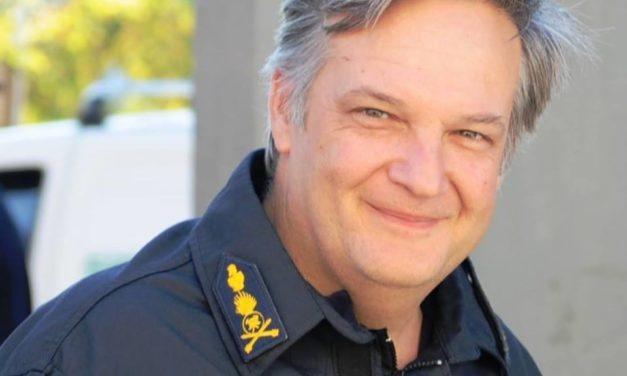 Γιάννης Σταμούλης: Στη χρήση του πυροσβεστήρα δεν περιλαμβάνεται η επίθεση εναντίον αστυνομικού