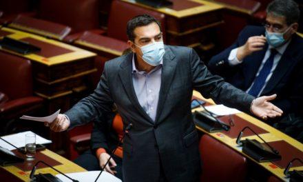 Νομοσχέδιο για τα οπτικοακουστικά μέσα: Αποχώρησε από τη Βουλή ο ΣΥΡΙΖΑ – Καταγγελίες Τσίπρα για τους μισθούς των golden boys – ΒΙΝΤΕΟ – ΦΩΤΟ