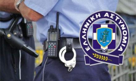 Σύλληψη 48χρονου από αστυνομικούς του Τμήματος Ασφάλειας Κοζάνης
