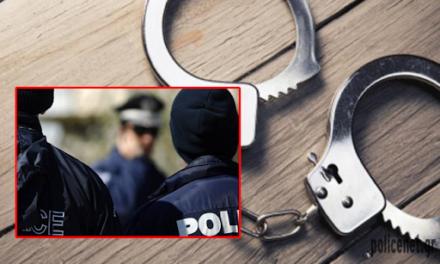 Από το Τμήμα Ασφαλείας Χαλκίδας συνελήφθη μέλος εγκληματικής ομάδας που «ανατίναζε» Α.Τ.Μ.