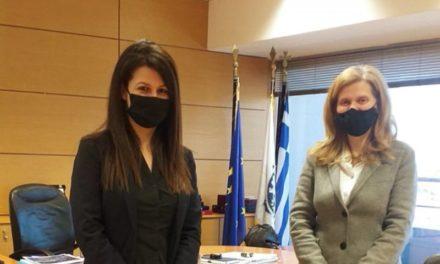 Στην Διεύθυνση Εγκληματολογικών Ερευνών η Ιωάννα Γκελεστάθη