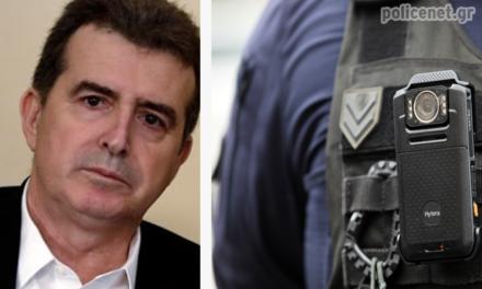 Μ. Χρυσοχοΐδης για κάμερες στους αστυνομικούς: Μια εικόνα, ένας ήχος, όλη η αλήθεια