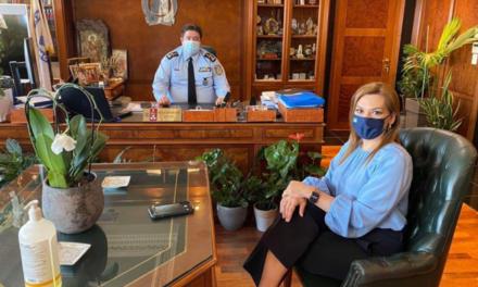 Μπίζιου: Σεβασμός στην Ελληνική Αστυνομία