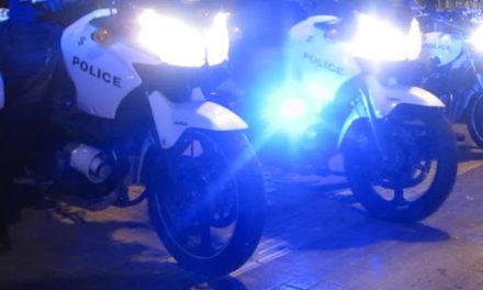 Εξιχνιάσθηκε κλοπή δίκυκλης μοτοσικλέτας από αστυνομικούς της Ομάδας ΔΙ.ΑΣ. του Τμήματος Άμεσης Δράσης Λαμίας