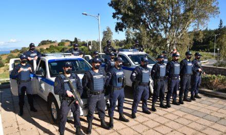 ΦΩΤΟ: Ειδικές Επιχειρησιακές Ομάδες Επέμβασης για την άμεση αντιμετώπιση σοβαρών περιστατικών στη Λέσβο, τη Χίο και τη Σάμο