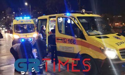Μαχαίρωσαν ζευγάρι στο κέντρο της Θεσσαλονίκης /ΒΙΝΤΕΟ