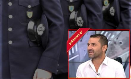 """Θεόφιλος Παπαδάκης: """"Η αστυνομία λειτουργεί ακόμα υπό μνημονιακές συνθήκες"""""""