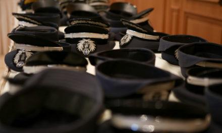 «Όχι άλλο ύφασμα» | PoliceNET of Greece